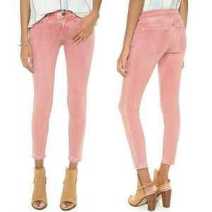 Current Elliott The Stiletto Skinny Ankle Jeans